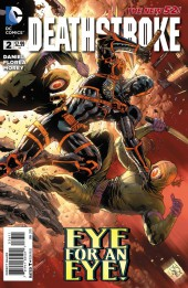 Deathstroke (2014) -2- Journey Into the Abyss