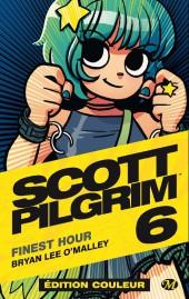 Scott Pilgrim (Édition couleur) -6- Finest hour