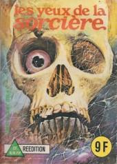 Les grands classiques de l'épouvante -53- Les yeux de la sorcière