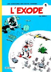 Les petits hommes -1c2001- L'Exode