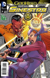 Sinestro (2014) -7- Godhead, Act II, Part V: Battle Plans