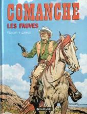 Comanche -11a1994- Les fauves