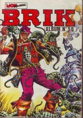 Brik (Mon journal) -Rec56- Album N°56 (du n°203 au n°205)