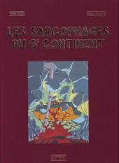 Blake et Mortimer (Les Aventures de) -17TL2- Les sarcophages du 6e continent T2