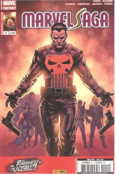 Marvel Saga (2e série - 2014) -8- Le punisher face aux thunderbolts