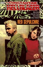 Hellblazer (DC comics - 1988) -INT-19- Red Sepulchre