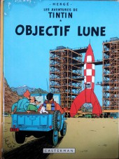 Tintin (Historique) -16B40- Objectif Lune