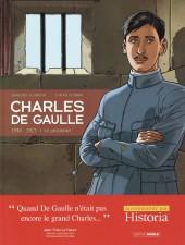 Charles de Gaulle (Plumail) -1- 1916 - 1921 Le prisonnier