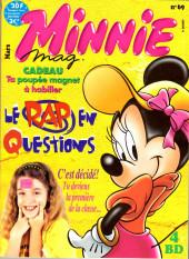Minnie mag -69- Numéro 69