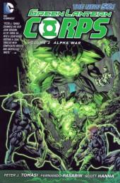 Green Lantern Corps (2011) -INT02- Alpha War