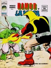Héroes Marvel (Vol.2) -3- Namor y La Masa