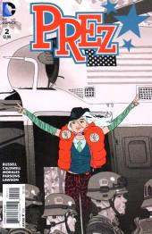 Prez (2015) -2- The Democratic Circus