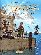 Marine (Les mini aventures de) -1- Marine, fille de pirate