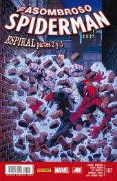 Asombroso Spiderman -107- Espiral. Partes 2 y 3.