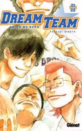 Dream Team (Hinata) -2122- Tome 21-22