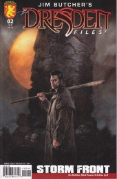 Jim Butcher's The Dresden Files: Storm Front (2008) -2- Storm front volume 1 part 2