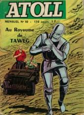 Atoll -10- Archie - Au Royaume de Taweg