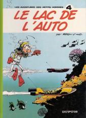 Les petits hommes -4a1988- Le lac de l'auto