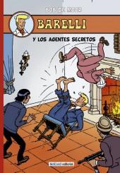 Barelli (en espagnol) -4- Barelli y los agentes secretos