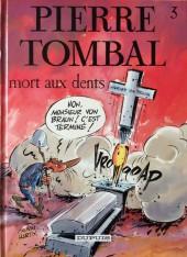 Pierre Tombal -3b1990- Mort aux dents