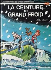 Spirou et Fantasio -30a83- La ceinture du grand froid