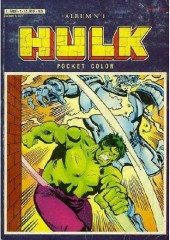 Hulk (4e Série - Arédit - Pocket Color) -Rec01- Album n°1
