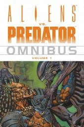 Aliens vs. Predator Omnibus (2007) -INT01- Aliens vs. Predator Omnibus Volume 1