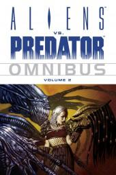 Aliens vs. Predator Omnibus (2007) -INT02- Aliens vs. Predator Omnibus Volume 2