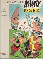 Astérix -1b68a- Astérix le Gaulois