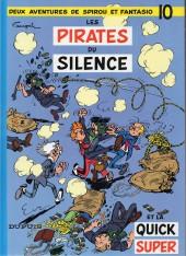 Spirou et Fantasio -10f94- Les pirates du silence