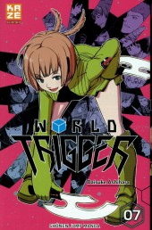 World Trigger -7- Tome 7