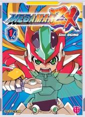 Megaman ZX -1- 1/2