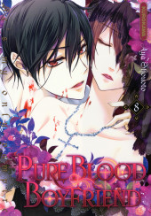Pure Blood Boyfriend - He's my only vampire -8- Tome 8