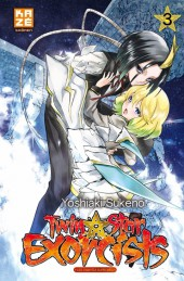 Twin Star Exorcists -3- Tome 3