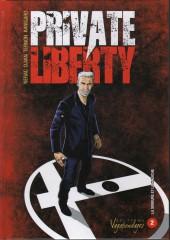 Private Liberty -2- La serrure et la clenche