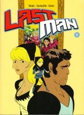 LastMan -1FL- Tome 1