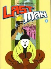 LastMan -2FL- Tome 2