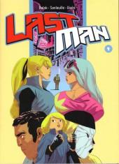 LastMan -4FL- Tome 4