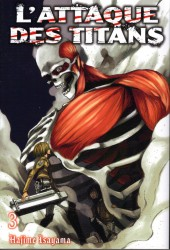 L'attaque des Titans -INT02- Tomes 3 et 4