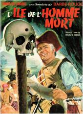Barbe-Rouge -7b1973- L'Île de l'homme mort