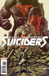 Suiciders (2015) -6- Wolf And Man