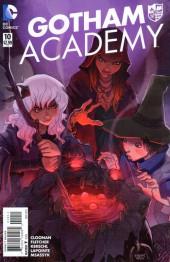 Gotham Academy (2014) -10- The Cursed Play