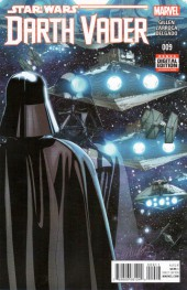 Darth Vader (2015) -9- Book II, Part III : Shadows And Secrets