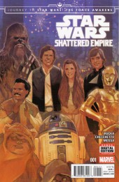 Journey to Star Wars: The Force Awakens - Shattered Empire (2015) -1- Shattered Empire Part I