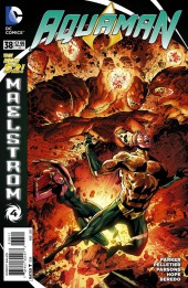 Aquaman (2011) -38- Maelstrom, Part 4: The Final Gate