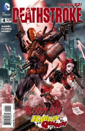 Deathstroke (2014) -4- Moving Targets
