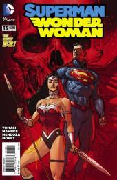 Superman/Wonder Woman (2013) -13- Battlefield of Love