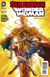 Superman/Wonder Woman (2013) -14- All That Burns
