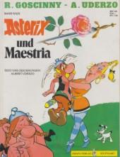 Astérix (en allemand) -29- Asterix und maestria
