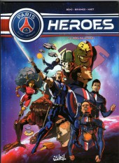PSG Heroes -2- Péril Galactique